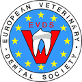 Logo der European Veterinary Dental Society
